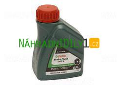 Brake Fluid DOT 4 0,5 lt
